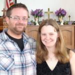 Sean & Samantha Hallowell